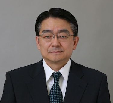 Hirotsugu Terasaki, Director General of Peace and Global Issues at the SGI headquarters in Tokyo, Japan. Credit: Seikyo Shimbun.